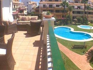 "Holiday Apartment Rental In the stunning ""Marina Apartments"" Costa Esuri"