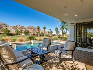 New Remodeled Luxury PGA West Home W/Saltwater Pool/Spa Awesome Mountain and Gol