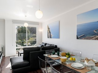 Spacious apartment very close to the centre of Ribeira Brava with Lift, Parking,