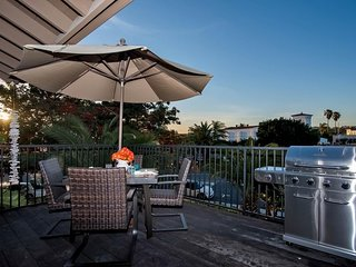 NEW LISTING! Bright & family-friendly condo w/large deck & grill - walk to beach