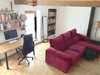 Cozy house in Ribes de Freser with Parking, Internet, Washing machine, Balcony