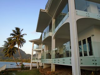 VallonEnd beachfront villa - Apartment 1