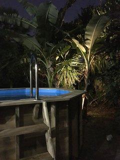 Une petite piscine bien agréable