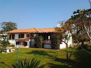Spacious house close to the center of San Felice Circeo with Parking, Internet,