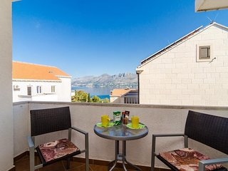 Cozy room in the center of Cavtat with Parking, Internet, Air conditioning, Balc