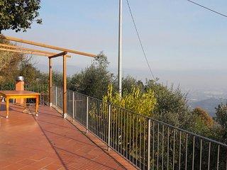 Spacious house in Serravalle Pistoiese with Parking, Internet, Washing machine,