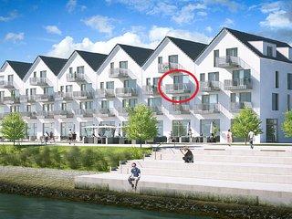 2-Zi-Hafenwohnung REEDER's NEST im OstseeResort Olpenitz