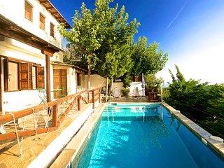PELION HOMES | Villa THALIA with magnificent Sea Views