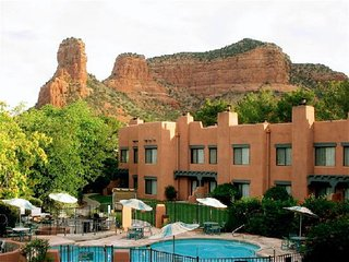 STUDIO~ BELL ROCK INN~ GREAT LOCATION~ MINS TO DOWNTOWN SEDONA~ NEARBY TRAILS