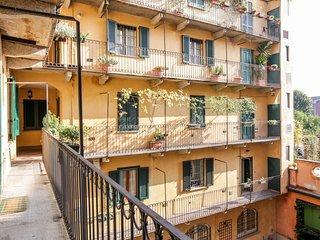 Sant'Ambrogio Cadorna Apartment