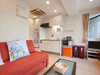 Shinjuku Fantasy House Family Big size max 8 Kitchen 2 mins to Station
