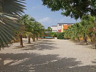 Studio Yuana at The Palms of Bonaire : Private Studio Apartment