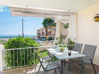 Fantástico duplex Salzes III a nos metros de la playa de Alcudia,Wifi,AC,jardin
