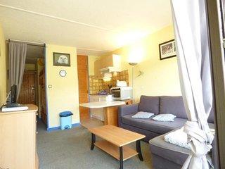 Rental Apartment La Pierre Saint-Martin, studio flat, 4 persons