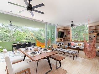 Casa Marisol | Dreamy 2BR Apartment in Magical Tulum