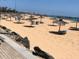 FUERTEVENTURA SUNNY TOP BEACH HOUSE NEAR GOLF CLUB