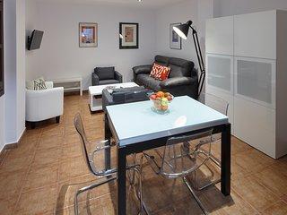 Apartamento en Corrala del s. XVI con parking