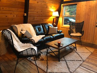 Cozy cabin in Donnelly