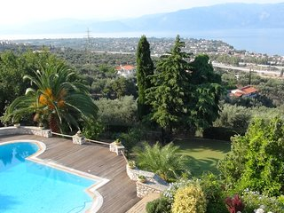 Villa Panorama with Swimming Pool and Sea View