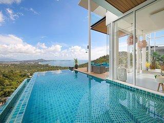 Exclusive Blue Sea Villa 3BDRM Infinity Pool