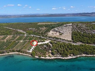 Studio flat Pakostane (Biograd) (AS-16203-a)