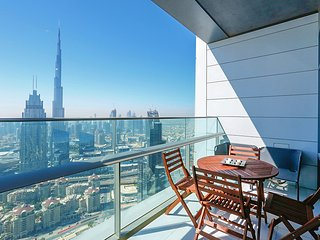 2 BR Index Tower - Difc