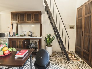 Satori Homestay - Cozy flat for 3 pax in Old Town