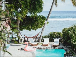 Villa de Prestige 5 étoiles - Au pied de la plage