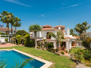 Amazing Villa in Alhaurin with pool