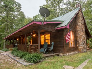 Charmed Cabin Broken Bow