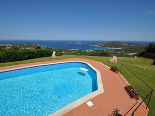 Villa Lara 3 sleeps up to 12, in Emerald Coast with private pool and sea view