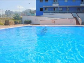 Cozy apartament in Punta del Hidalgo with pool and free private parking