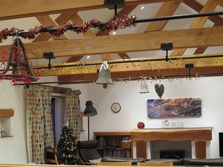 Christmas Offer at Award Winning Cornish Barn Conversion Gospenheale PL15 8PQ