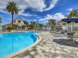 NEW! St. Pete Condo w/Heated Pool - 3 Mi. to Beach