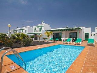 Lanzarote 3 Bedrooms Villa brisa