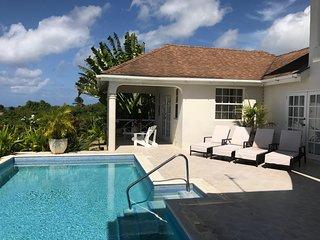 Luxury West coast 4 bedroom 4 bathroom villa, Private Pool, fantastic sea views