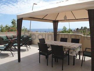 Stunning oceanview apartment Mojon Hills, Isla Plana