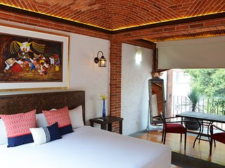 Hermosa casa ubicada en el corazón de coyoacán