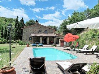 5 bedroom Villa in Arezzo, Tuscany, Italy : ref 5446235