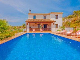 4 bedroom Villa in Benissa, Valencia, Spain : ref 5047279
