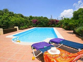 2 bedroom Villa in La Muela, Andalusia, Spain : ref 5604465