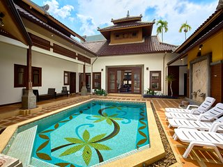 Asian Pool Villa