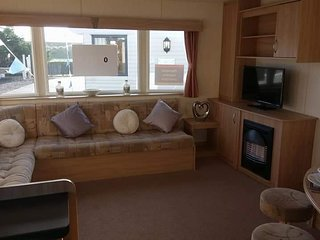 ☆8 berth static caravan ☆ g14   Martello Beach Resort