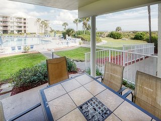 Newly Renovated! Gorgeous Pool Front Ground Floor Condo at Colony Reef Club