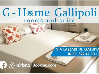 G-Home Gallipoli rooms and suite