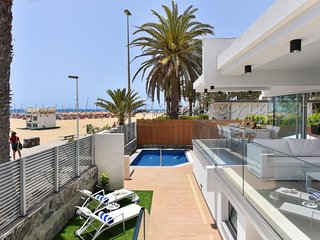4 bedroom Villa in Meloneras, Canary Islands, Spain - 5657980