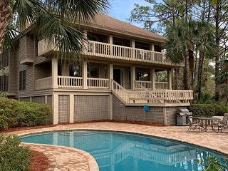 1 Brown Pelican - Beautiful 2nd Row Ocean Home in Sea Pines