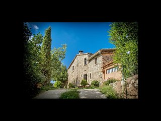 4 bedroom Villa in Bigues i Riells, Catalonia, Spain : ref 5623596