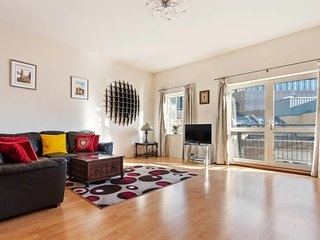 Spacious 2Bed Duplex in London Bridge 3min to tube