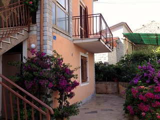 Apartamento Savudrija Maria 2 vicino alla spiaggia, terrazzo, Wifi, parcheggio